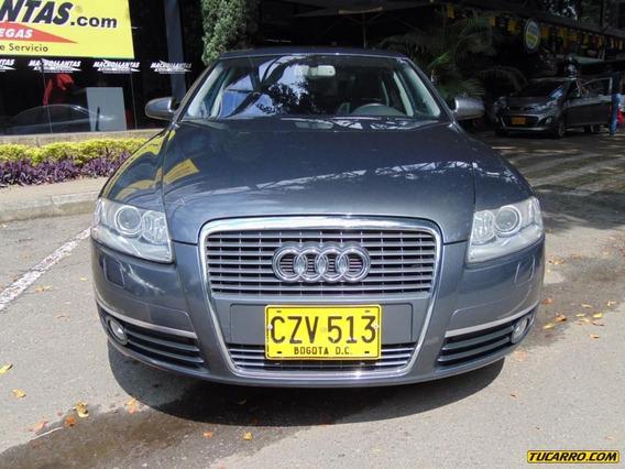 Audi A6 Multitronic Lujo