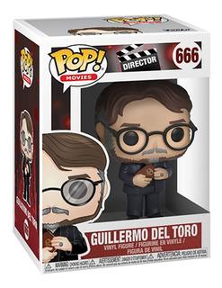 Funko Pop Director Guillermo Del Toro 666