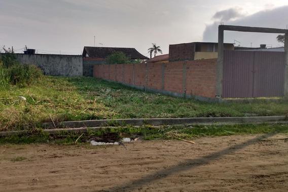 Terreno Em Praia Mongaguá - Sp