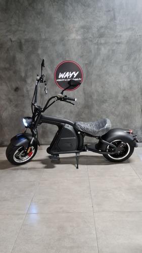 Imagem 1 de 5 de 2000w Moto Elétrica Wayy M8