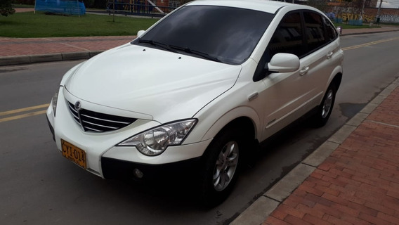 Ssangyong Actyon Actyon 2.0 Diessel Mecanica 2008