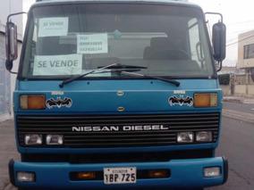 Camión Nissan Turbo Año 1986