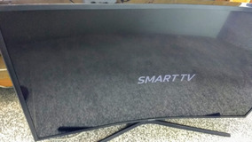 Tela Lcd Tv Samsung Un40ku6300 - Retirar No Local