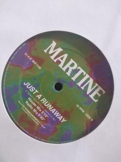 Martine - Just A Runaway
