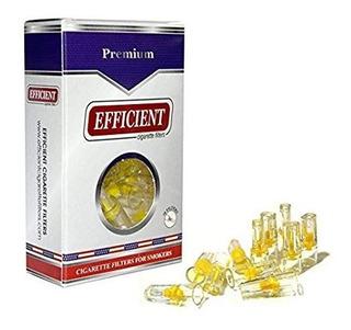 Filtro De Cigarro Efficient 30 Filtros
