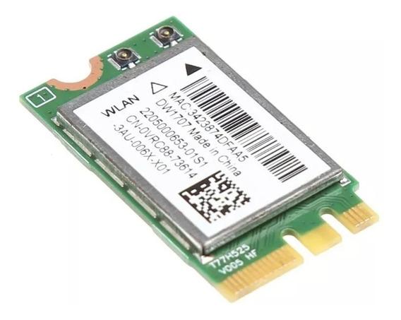 Wifi Dw1707 Qcnfa335 +bt Ngff Dell 5458 5000 5547 5548