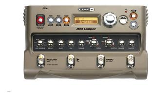 Line 6 Jm4 Looper Pedal Loop P Guitarra-voces 100tracks