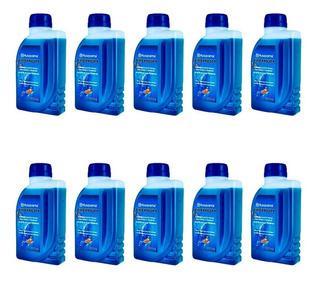 Óleo 2 Tempos Husqvarna Premium Kit Com 10 Unidades