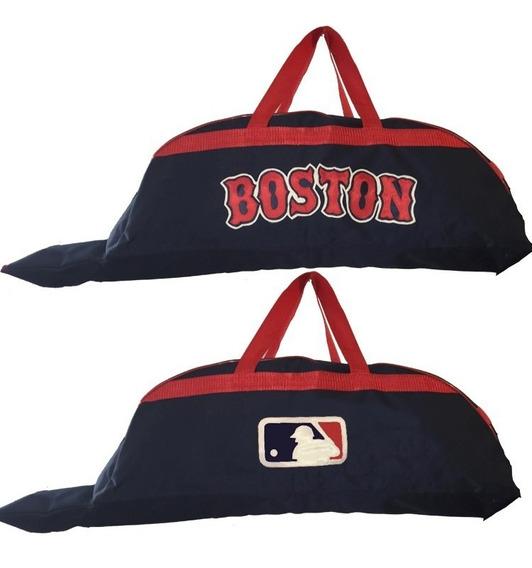 Bonita Batera Mochila De Beisbol Boston Marino Juvenil
