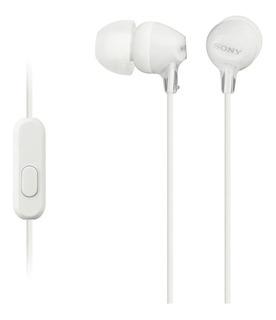 Auricular Con Microfono Sony Mdr-ex15ap In-ear Manos Libres