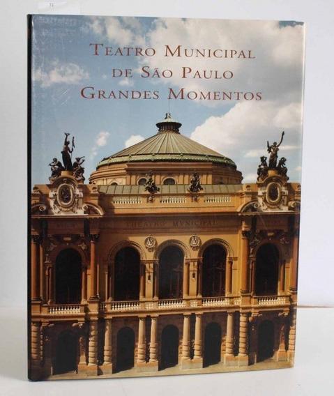 Livro Teatro Municipal De Sao Paulo