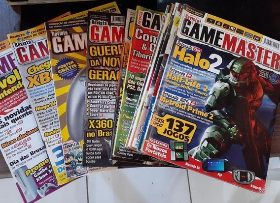 11 Edições Game Master
