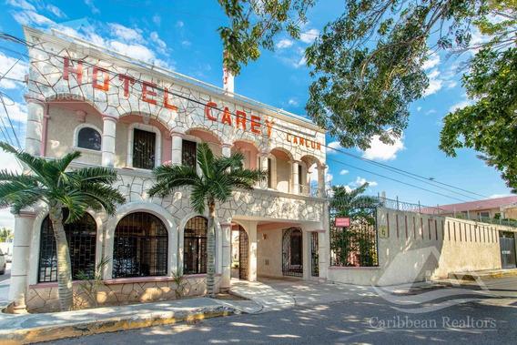 Hotel En Venta En Cancun/sm 63