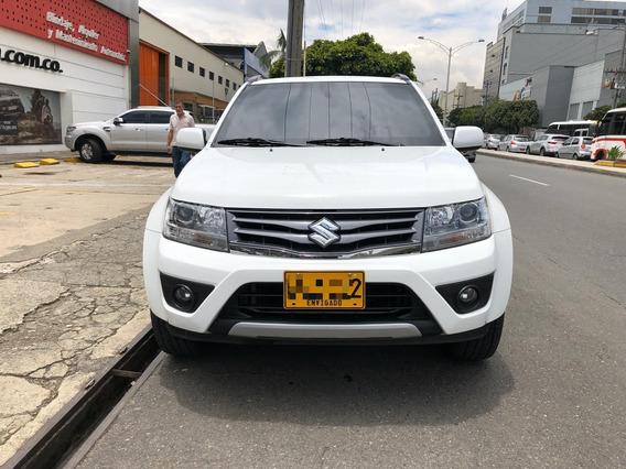 Suzuki Grand Vitara Glx Blindada 2.4 At 4x4 Blanco 2018