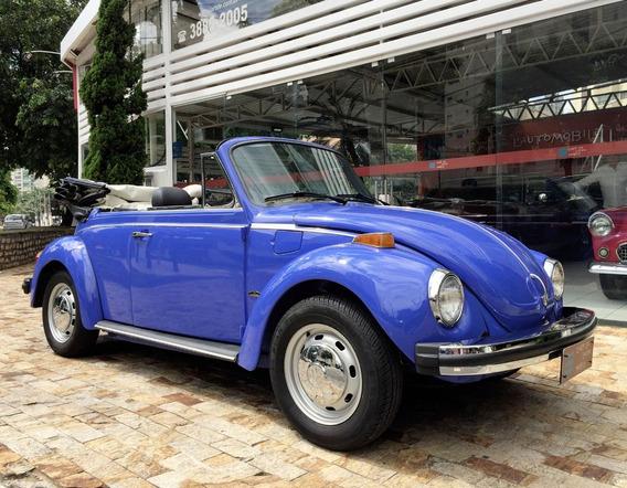 Volkswagen Fusca Alemão Conversível 1303 - 1977
