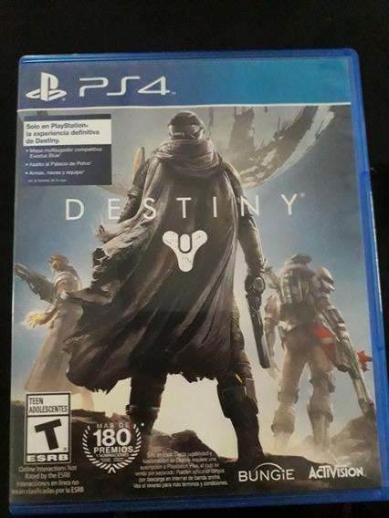 Destiny Ps4 Juegos Ps4 Baratos