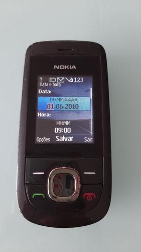 Celular Nokia 2220s Preto