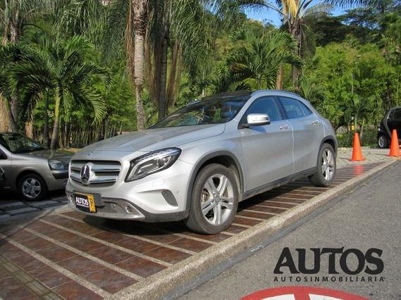 Mercedes Benz Gla 200 Turbo At Sec Cc1600