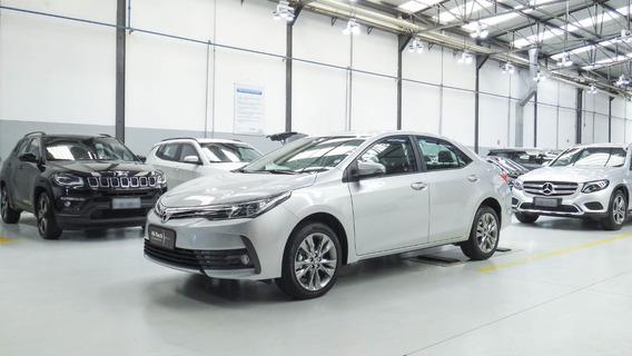 Toyota Corolla 2.0 16v Xei Flex 2019 - Blindado