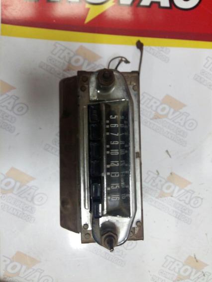 Rádio Antigo Ford