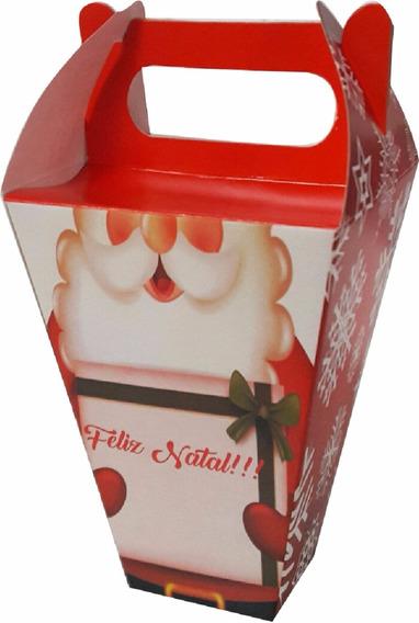 100 Pçs Embalagem Caixa Caixinhas Natal