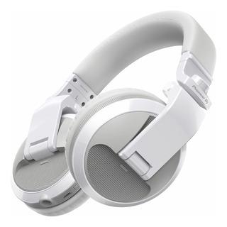 Pioneer Dj Audífonos Hdj-x5bt-w Bluetooth - Blanco