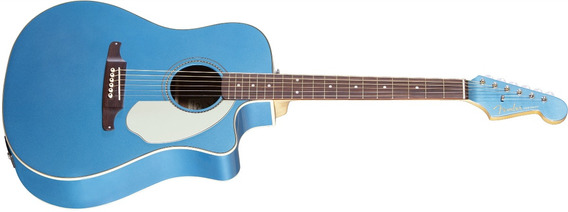 Guitarra Electroacustica Fender Sonoran Lake Placid Blue