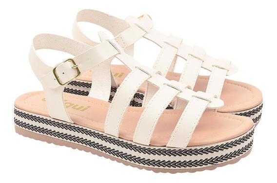 Sandália Sapato Feminina Chiquiteira Chiqui/54235