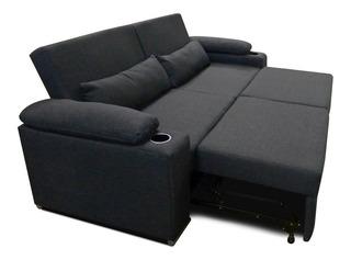Sofa Cama Salas Element Muebles Sofacama Mobydec Modernos