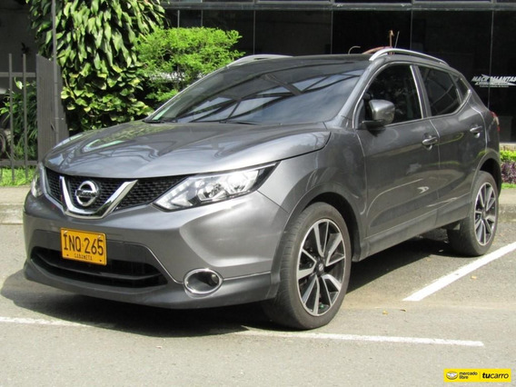 Nissan Qashqai Exclusive 2000 Cc At 4x4