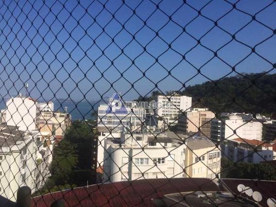 Flat À Venda, 1 Quarto, 1 Vaga, Leblon - Rio De Janeiro/rj - 7845