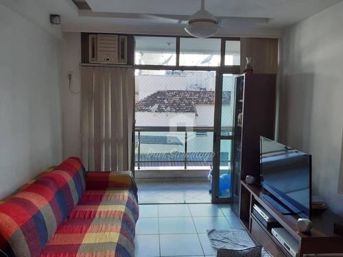 Apartamento Com 2 Dormitórios À Venda, 90 M² Por R$ 650.000,00 - Jardim Icaraí - Niterói/rj - Ap0384