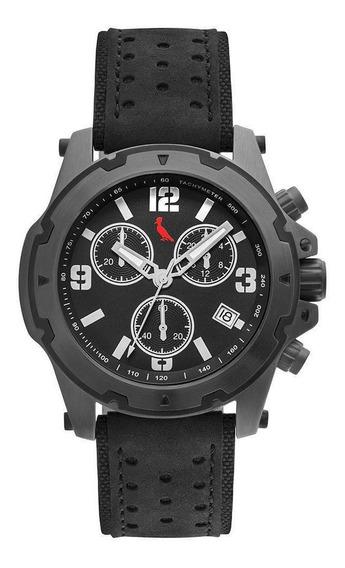 Relógio Reserva Masculino Premium Grafite - Rejp25aa/2p
