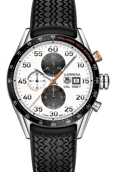 Reloj Tag Heuer Carrera Mclaren 1974 Limited Edition