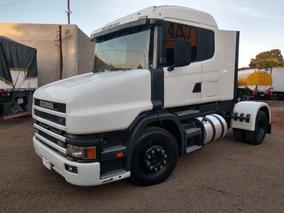 Scania 124 420 Toco Cambio 6 Marchas Impecavel