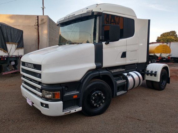 Scania 124 420 Toco Cambio 6 Marchas Impecavel