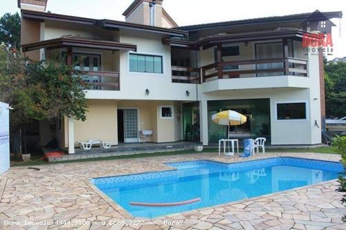 Casa Com 4 Dormitórios À Venda, 400 M² Por R$ 1.850.000,00 - Jardim Flamboyant - Atibaia/sp - Ca0322