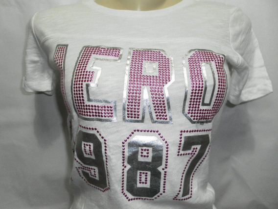 Camiseta Original Aeropostale Holister Abercrombie Feminina