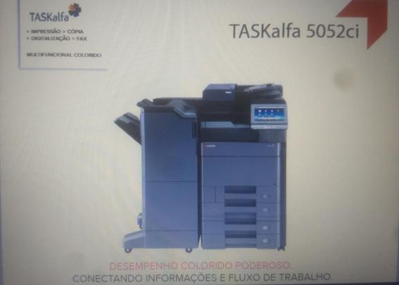 Multifuncional Laser A3 Kyocera Taskalfa 5052ci Color 50ppm