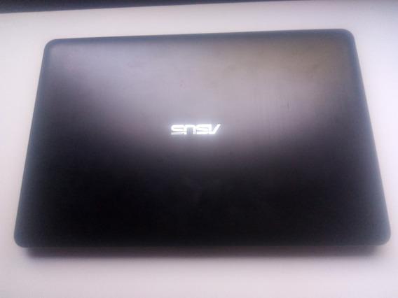 Notebook Asus Com Placa-mãe Queimada + Headset + Mouse Hp