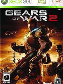 Gears Of War 2 - Xbox 360 - Envío Inmediato
