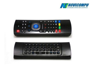 Teclado Inalambrico Air Mouse Para Smart Tv Mx3