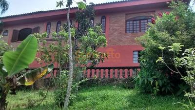 Chácara Residencial À Venda, Lagoa, Itapecerica Da Serra. - Ch0181