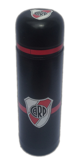 Termo Para Mate Argentino, 800 Ml, Equipos Argentinos.