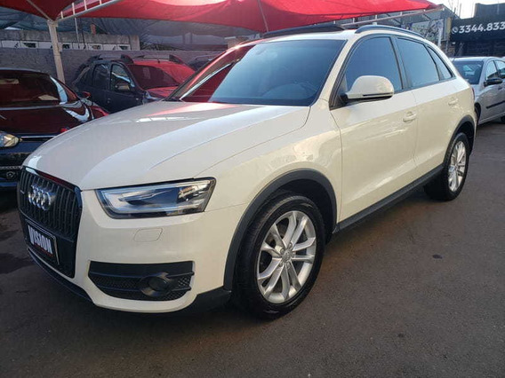 Audi Q3 2.0 16vtfsi Quattro 170cv S-tronic 5p