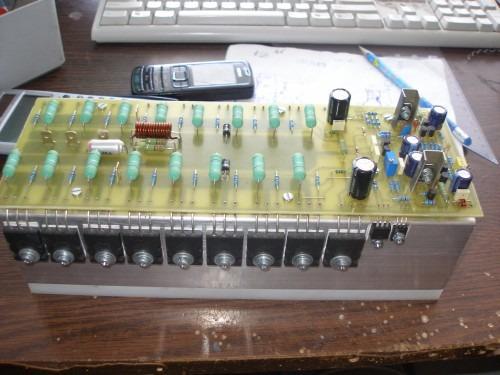 1200 Esquemas De Amplificadores De Áudio
