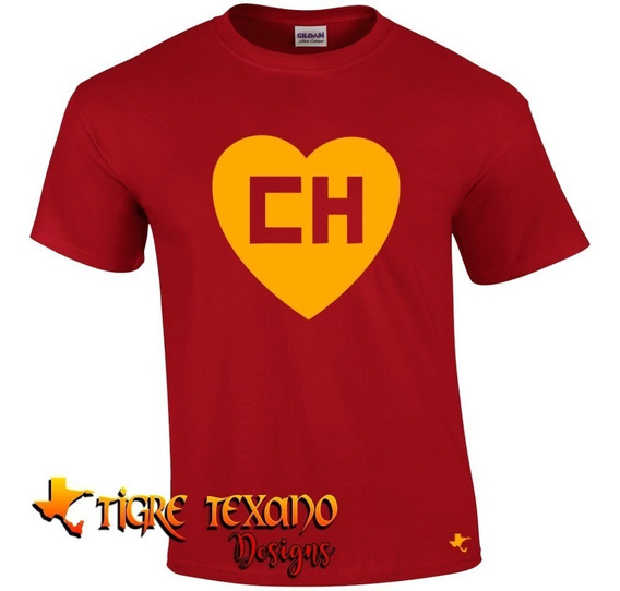 Playera Super Héroes Chapulín Colorado Tigre Texano Designs