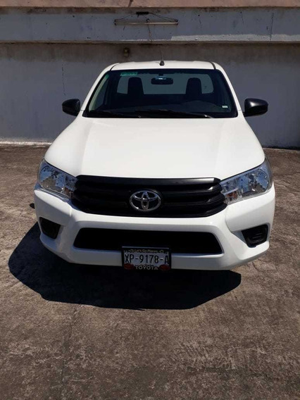Toyota Hilux 2.7 Chasis Cabina Mt 2018