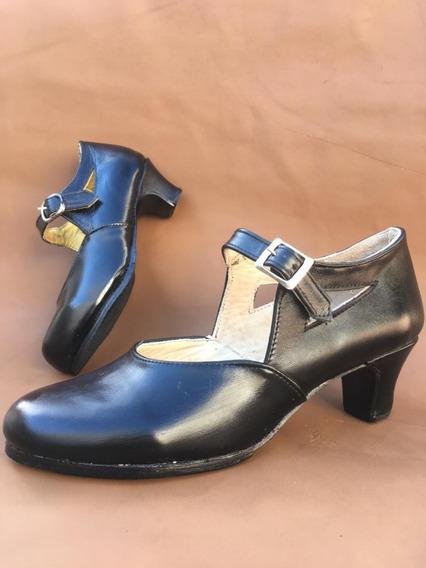 Zapato De Baile Modelo Triangulo.del 27 Al 41.colores Varios