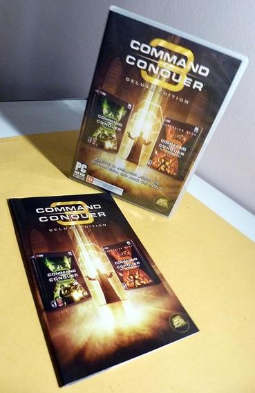 Command & Conquer 3 Pc Game Deluxe Edição Original Jogo War